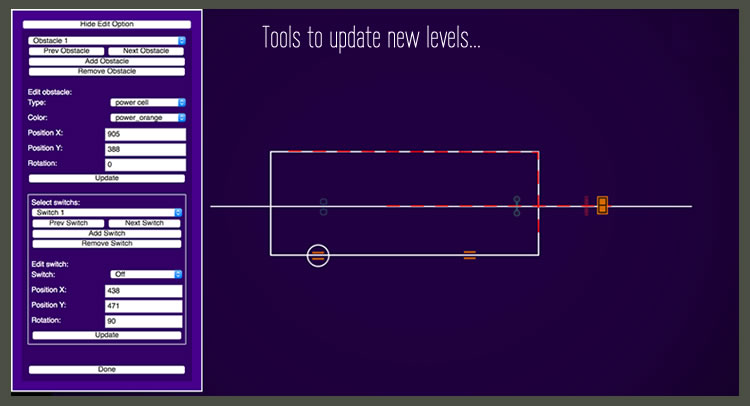 Linebright - HTML5 Game - 2