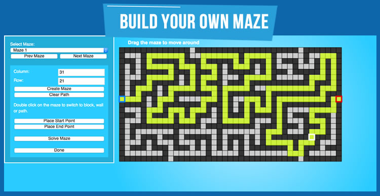 Play Maze - HTML5 Game - 1