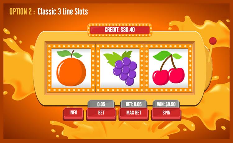 Slot Machine - HTML5 Game - 2